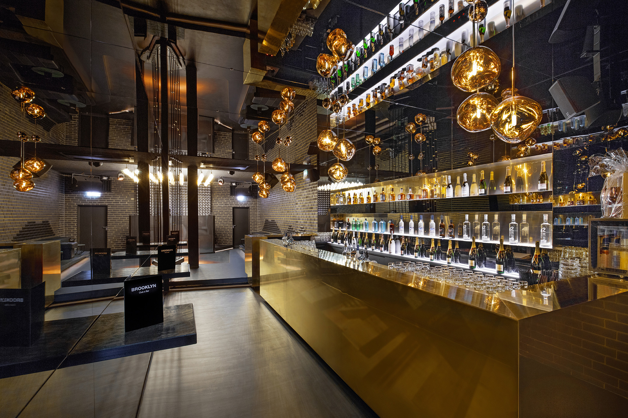 Brooklyn Club Architektur
