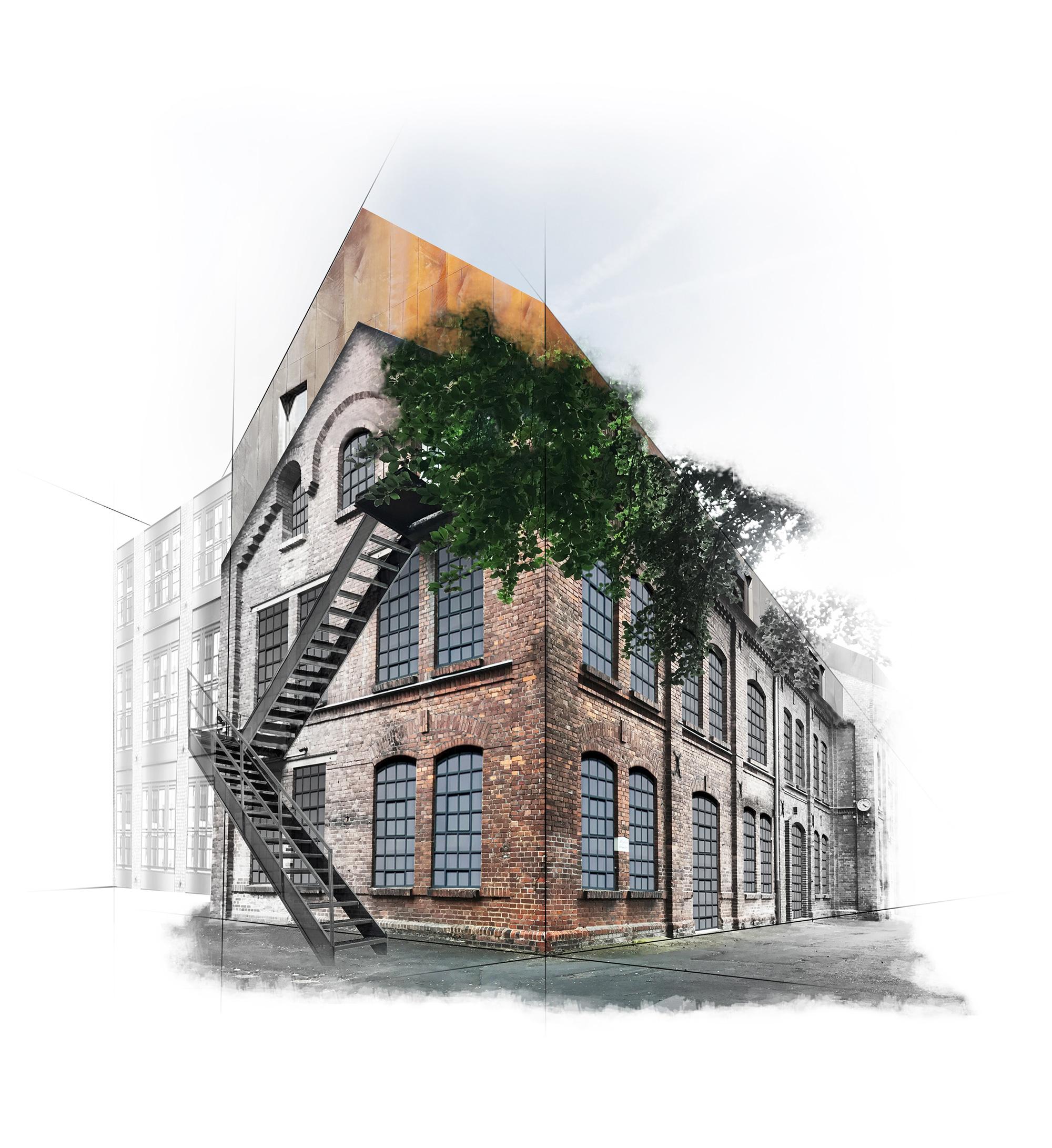 Lofts Wäscherei Quartier